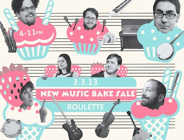New Music Bake Sale Committee